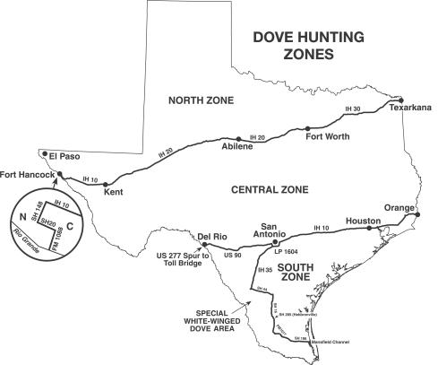 Dove HuntingUvalde TexasDove Hunting Ranch Doves